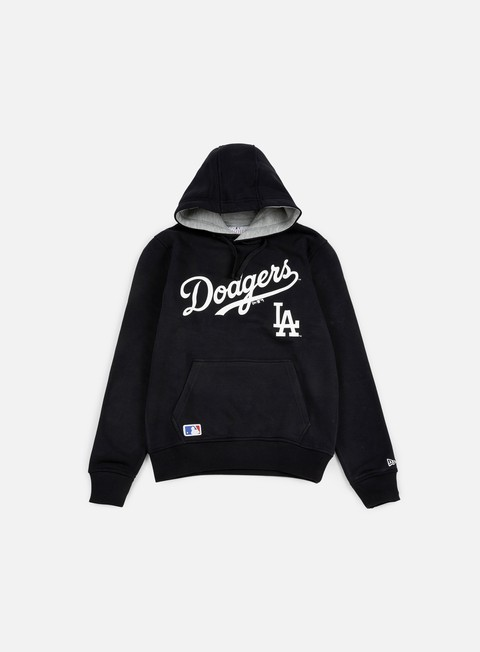 felpe new era mlb hoody la dodgers black