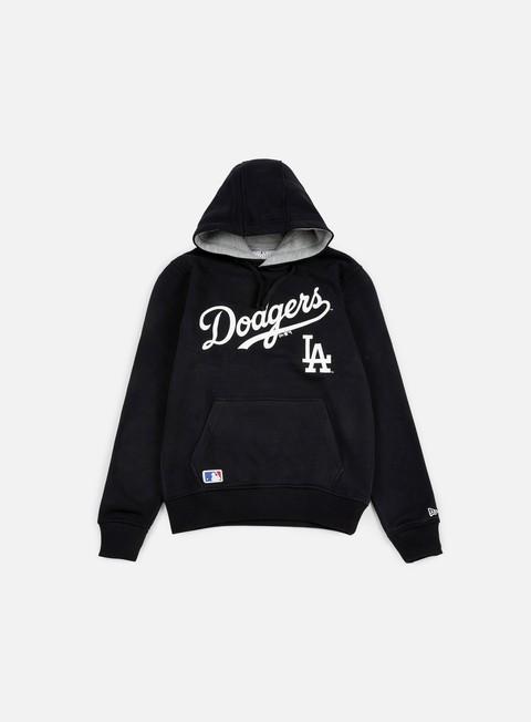Outlet e Saldi Felpe con Cappuccio New Era MLB Hoody LA Dodgers