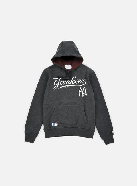 Outlet e Saldi Felpe con Cappuccio New Era MLB Hoody NY Yankees