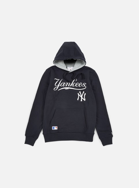 felpe new era mlb hoody ny yankees navy