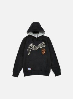 New Era - MLB Hoody San Francisco Giants, Black 1