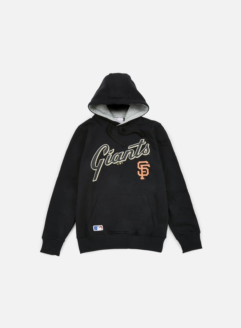 New Era - MLB Hoody San Francisco Giants, Black