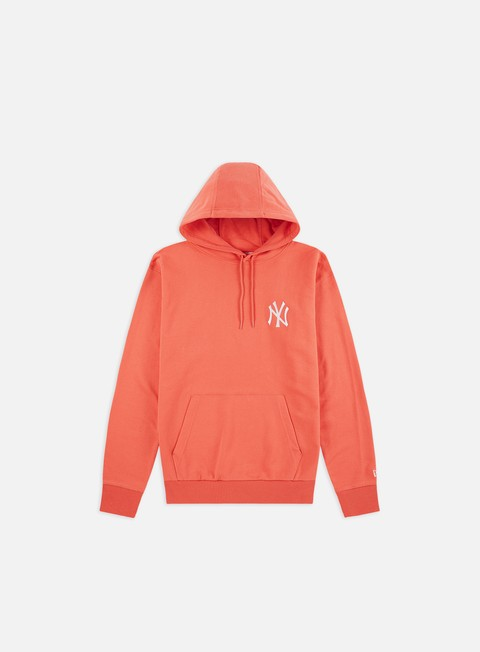 Felpe con Cappuccio New Era MLB Pastel Hoodie New York Yankees