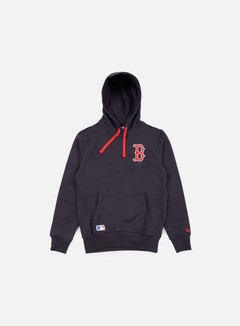 New Era - MLB Pullover Hoody Boston Red Socks, Navy 1