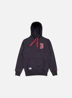 New Era - MLB Pullover Hoody Boston Red Socks, Navy 1