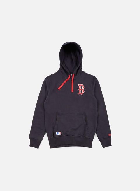 felpe new era mlb pullover hoody boston red socks navy