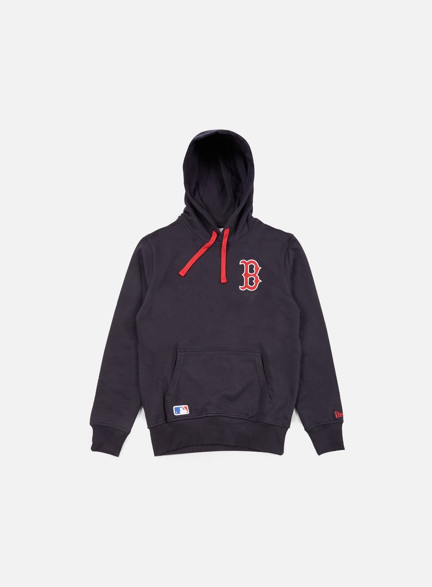 New Era - MLB Pullover Hoody Boston Red Socks, Navy