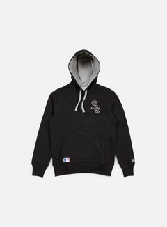 New Era - MLB Pullover Hoody Chicago White Sox,  Black 1