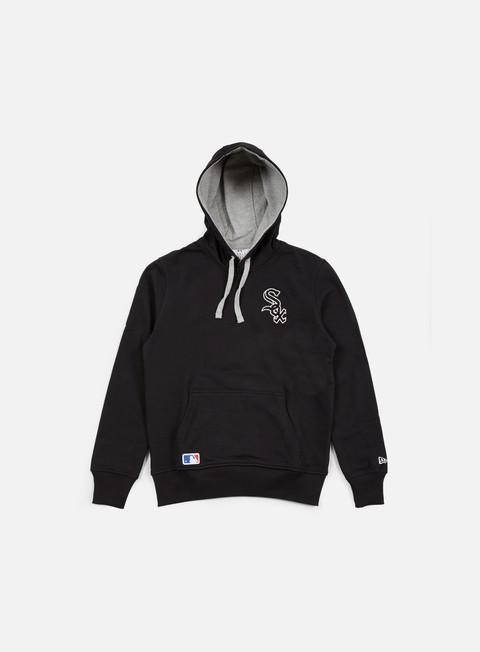 felpe new era mlb pullover hoody chicago white sox black