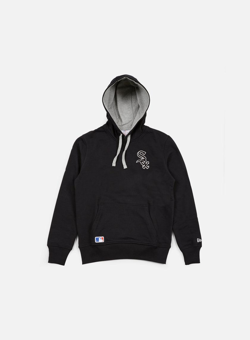 New Era - MLB Pullover Hoody Chicago White Sox,  Black