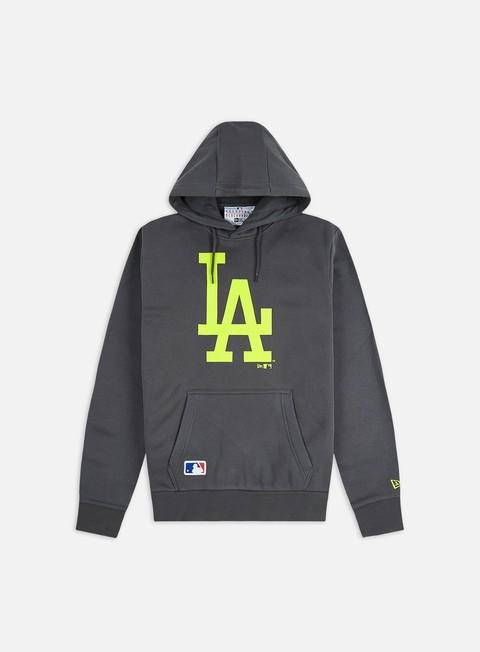 New Era MLB Seasonal Team Logo Hoodie LA Dodgers