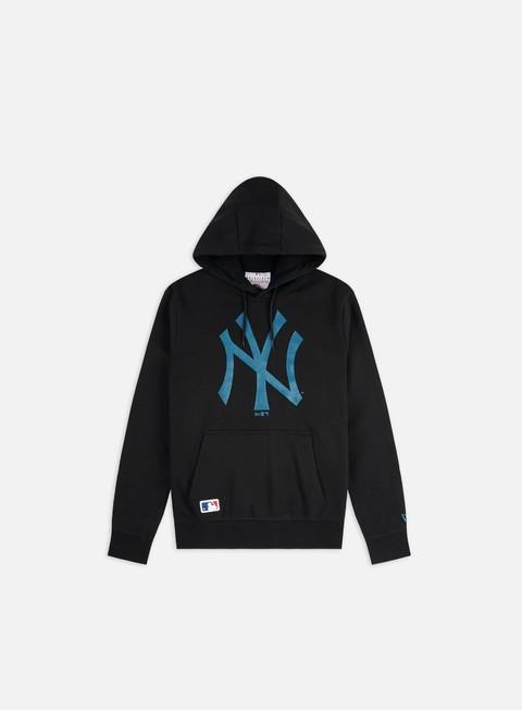 Felpe con Cappuccio New Era MLB Seasonal Team Logo Hoodie NY Yankees