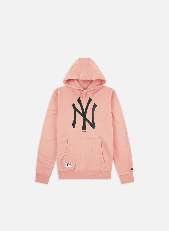 New Era MLB Seasonal Team Logo Hoodie NY Yankees
