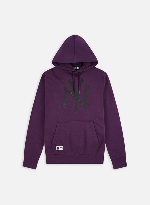 New Era MLB Seasonal Team Logo Hoodie NY Yankees