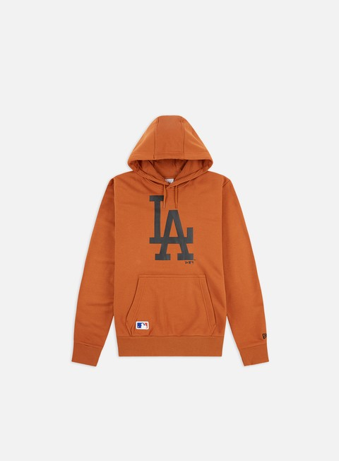 New Era MLB Seasonl Team Logo Hoodie LA Dodgers