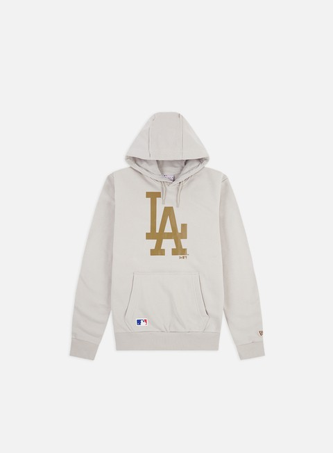 Felpe con Cappuccio New Era MLB Seasonl Team Logo Hoodie LA Dodgers