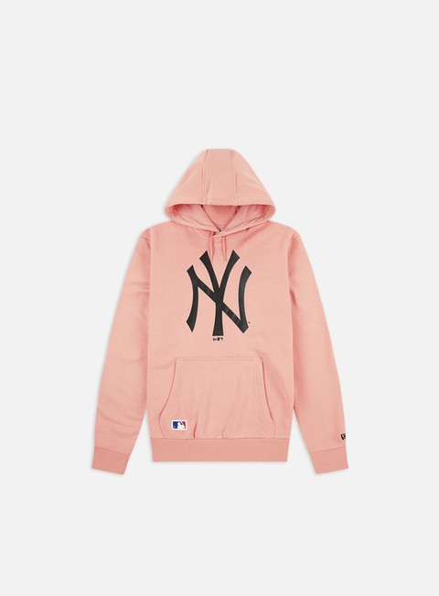 Felpe con Cappuccio New Era MLB Seasonl Team Logo Hoodie NY Yankees