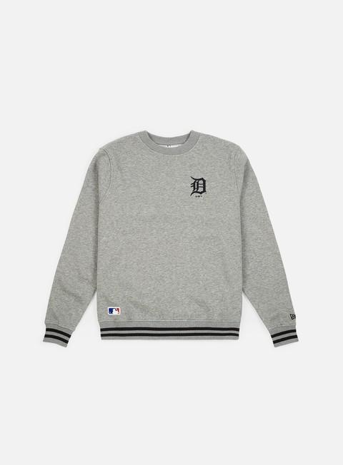 Sale Outlet Crewneck Sweatshirts New Era MLB Team Apparel Crewneck Detroit Tigers