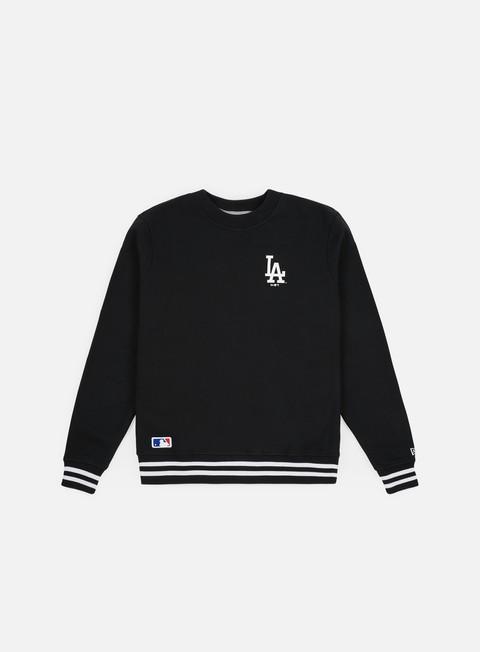 Sale Outlet Crewneck Sweatshirts New Era MLB Team Apparel Crewneck Los Angeles Dodgers