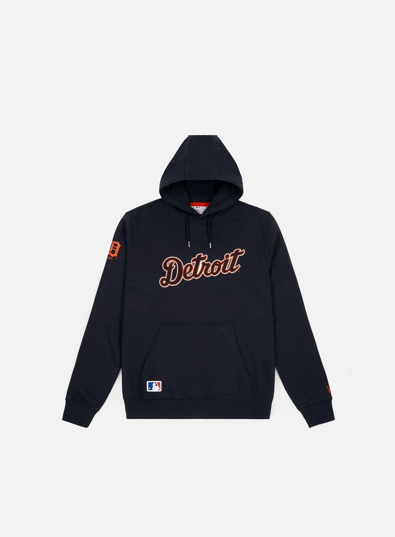 online retailer d942b c7bd8 MLB Team Apparel Hoodie Detroit Tigers
