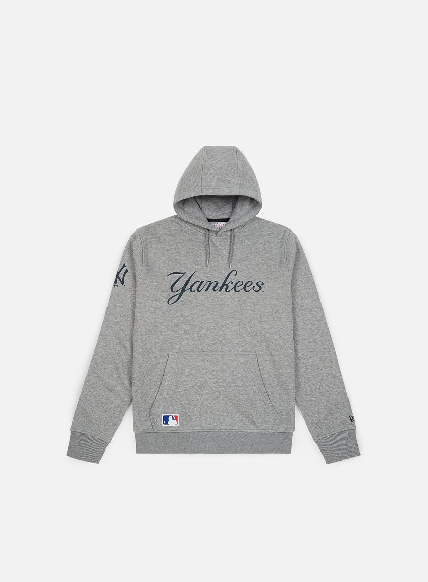 watch d9228 aea6d MLB Team Apparel Hoodie New York Yankees