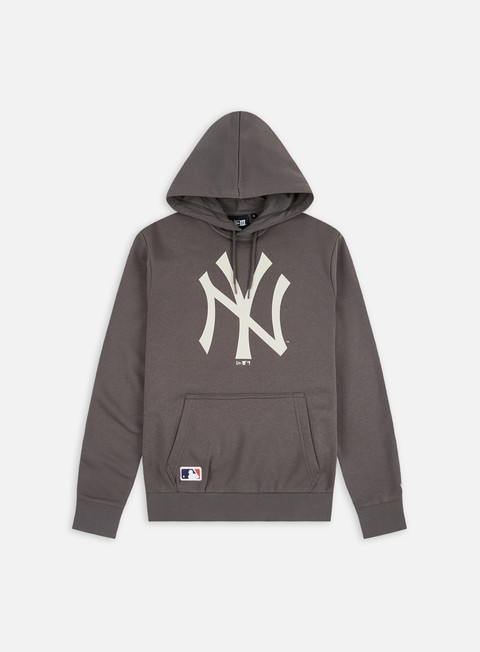 New Era NBA Seasonal Team Logo Hoodie NY Yankees