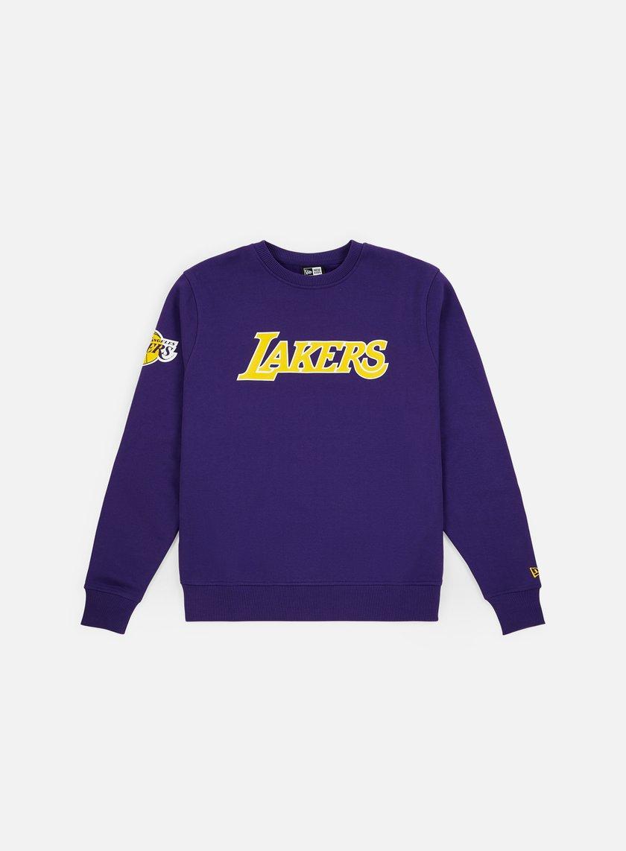 NEW ERA NBA Team Apparel Crewneck Los Angeles Lakers € 59 Crewneck ... cafa82fe0c