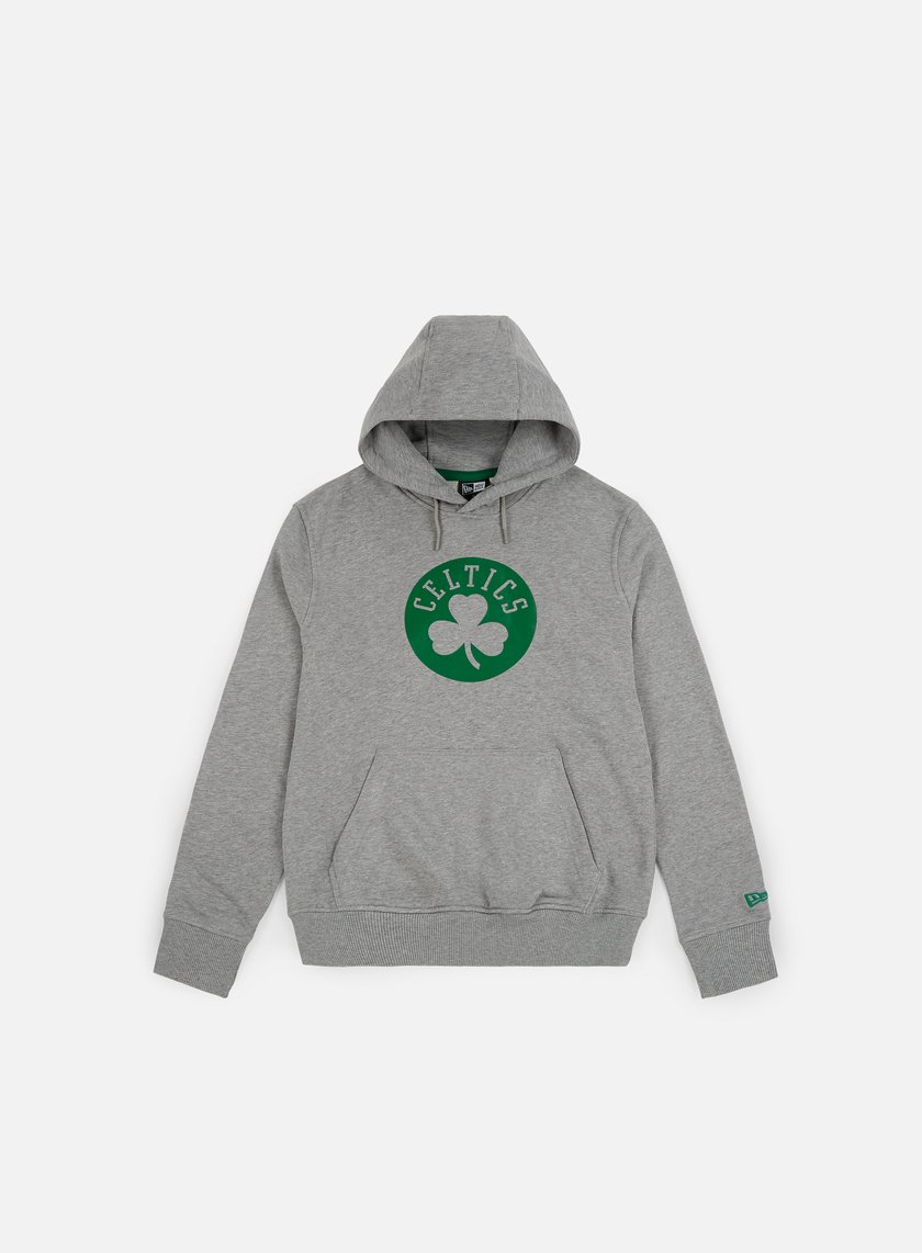 New Era NBA Team Pop Logo Hoody Boston Celtics