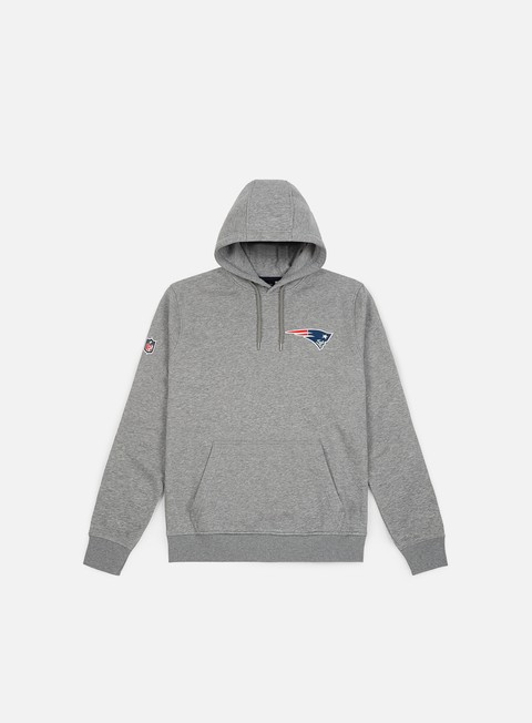Felpe con Cappuccio New Era NFL Team Apparel Hoodie New England Patriots