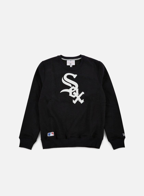 New Era - NOS Crewneck Chicago White Sox, Black