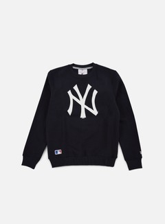 New Era - NOS Crewneck NY Yankees,  Navy 1