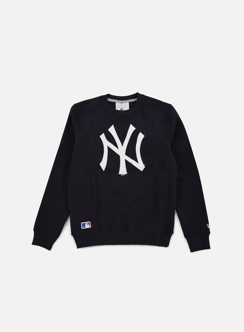Outlet e Saldi Felpe Girocollo New Era NOS Crewneck NY Yankees