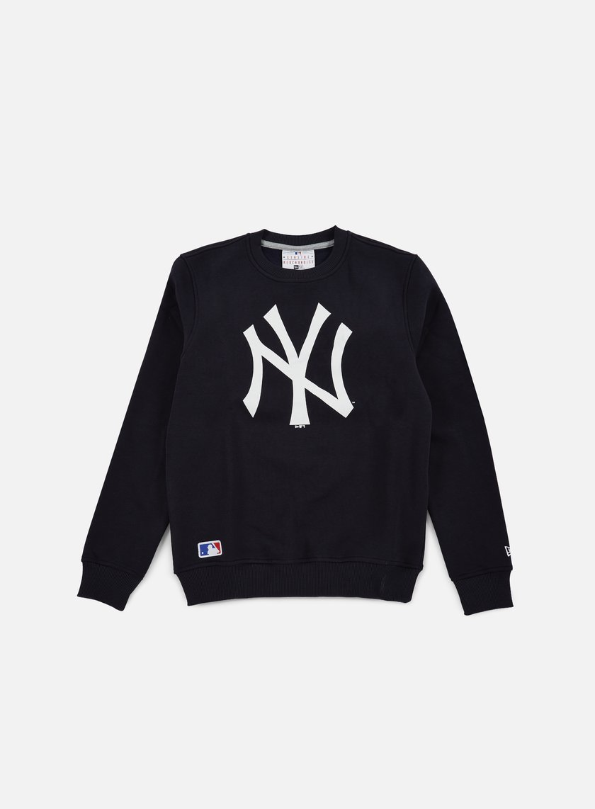 New Era - NOS Crewneck NY Yankees,  Navy