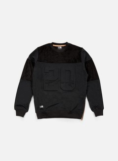New Era - Premium Neue Luxx Crewneck, Black 1