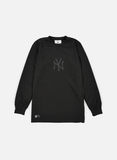 New Era - Remix Diamond Era Crewneck NY Yankees, Black 1