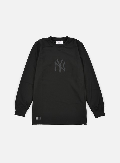 felpe new era remix diamond era crewneck ny yankees black