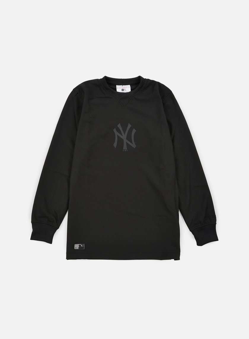New Era - Remix Diamond Era Crewneck NY Yankees, Black