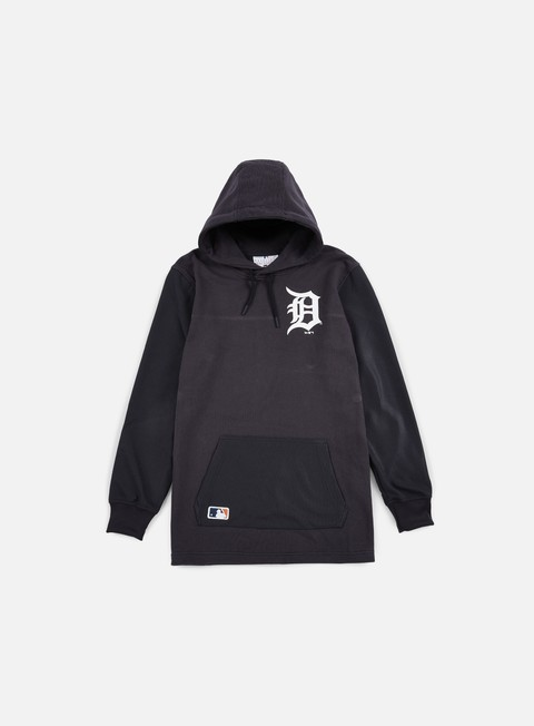 Outlet e Saldi Felpe con Cappuccio New Era Remix Diamond Era Hoody Detroit Tigers