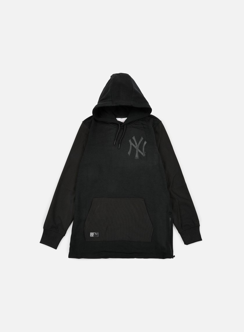 New Era - Remix Diamond Era Hoody NY Yankees, Black