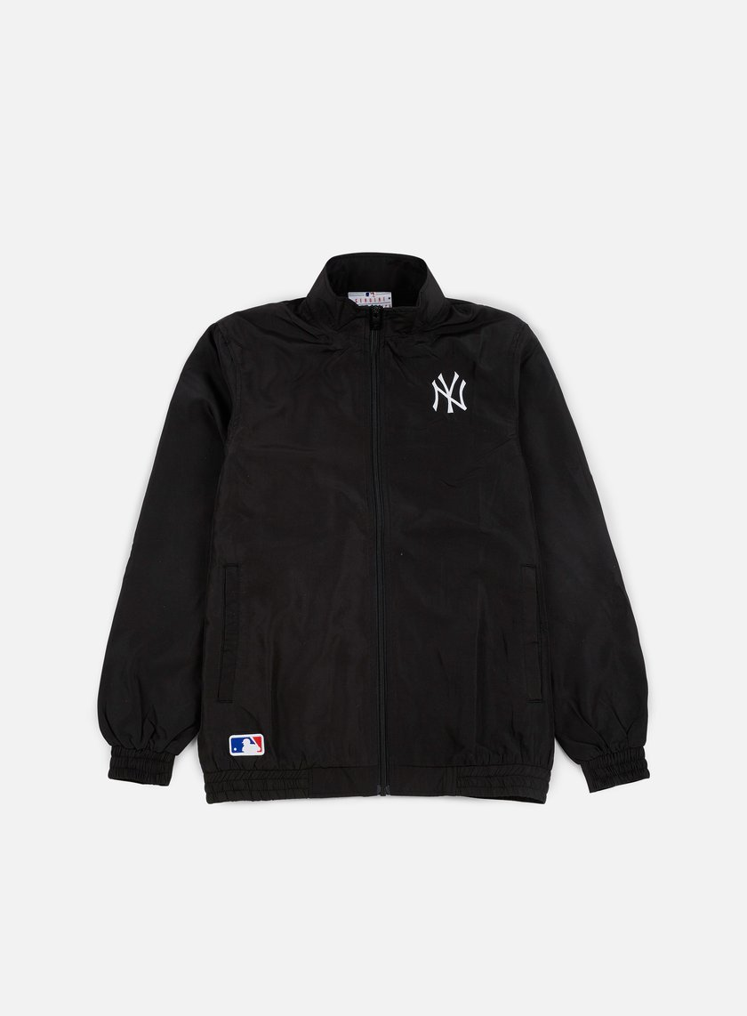 New Era - TA Track Jacket NY Yankees, Black