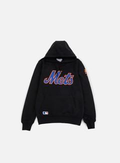 New Era - Team App Pullover Hoody NY Mets, Black 1
