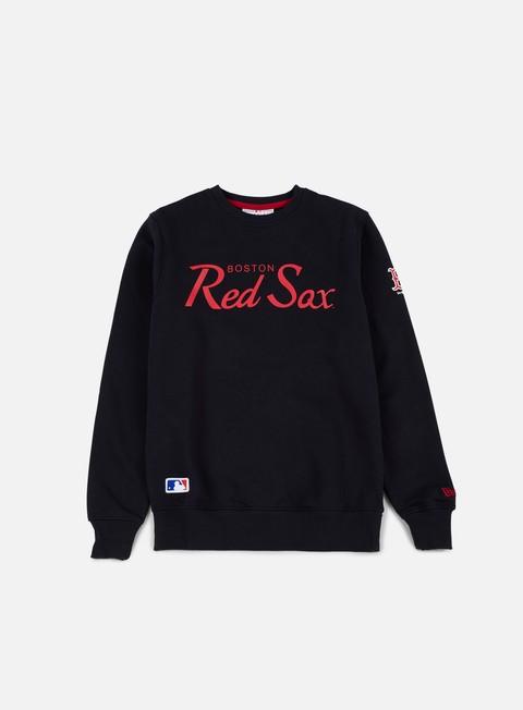 Sale Outlet Crewneck Sweatshirts New Era Team Apparel Crewneck Boston Red Sox