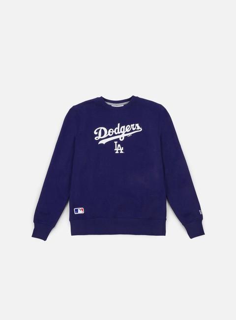 Sale Outlet Crewneck Sweatshirts New Era Team Apparel Logo Crewneck LA Dodgers
