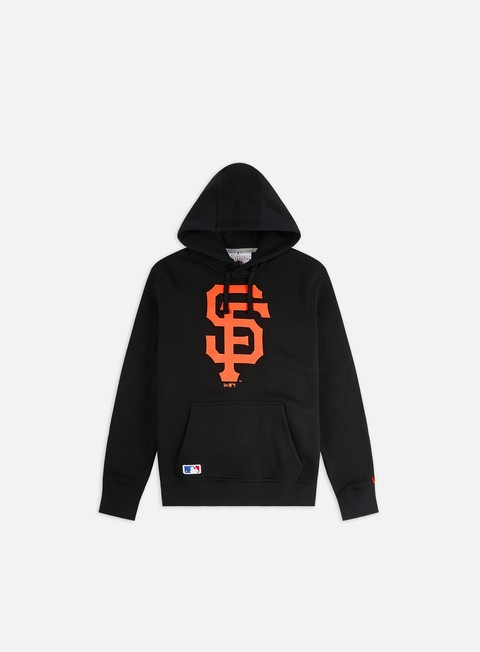 Outlet e Saldi Felpe con Cappuccio New Era Team Logo Hoodie San Fancisco Giants
