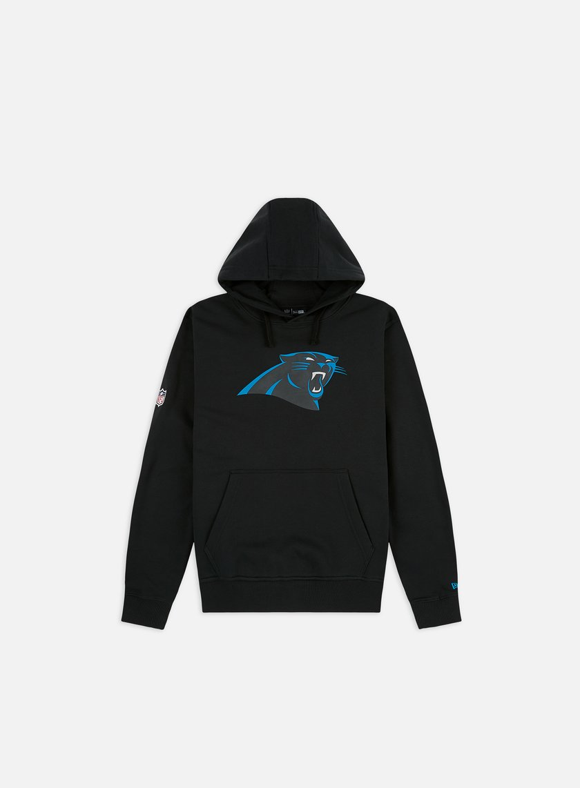 New Era Team Logo Hoody Carolina Panthers
