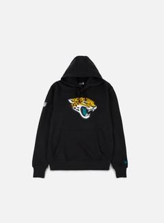New Era - Team Logo Hoody Jacksonville Jaguars, Black 1