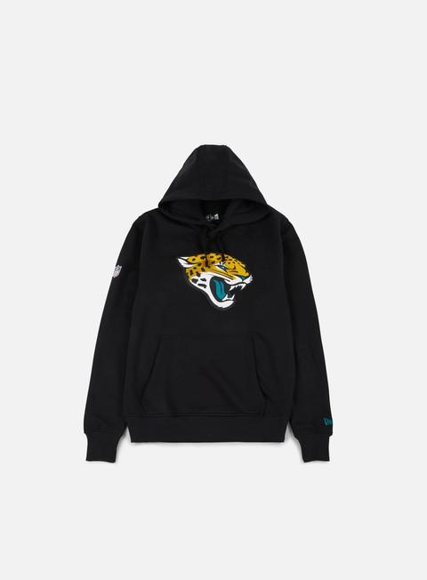Hooded Sweatshirts New Era Team Logo Hoody Jacksonville Jaguars
