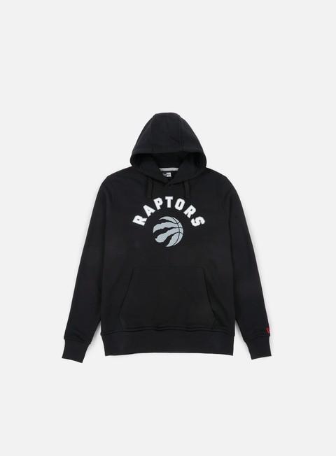 Felpe con Cappuccio New Era Team Logo Hoody Toronto Raptors