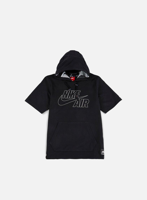 Nike - Air Crew Hoodie, Black