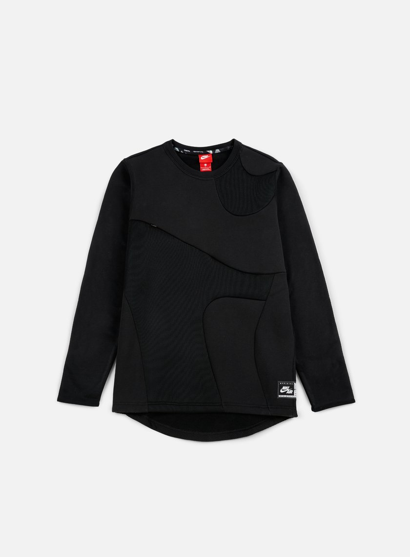 Nike - Air Crewneck, Black